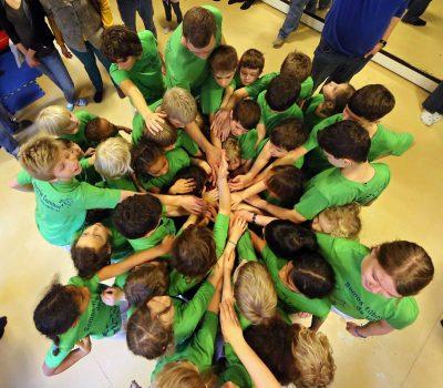Capoeira Akademie Berlin: Kids in Gemeinschaft mit viel Spass