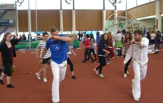 Capoeira Akademie Berlin_FunSportTag