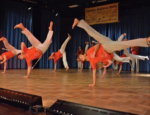 Capoeira Akademie Berlin: Bühnenauftritt
