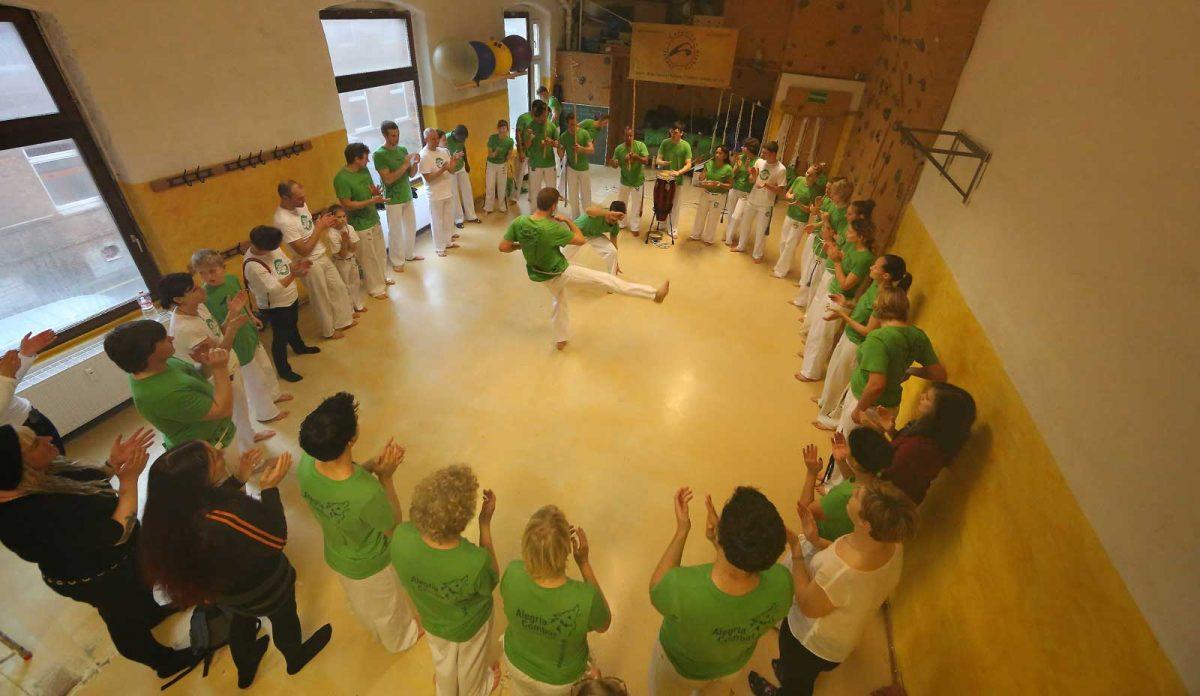 Capoeira Akademie Berlin: Roda