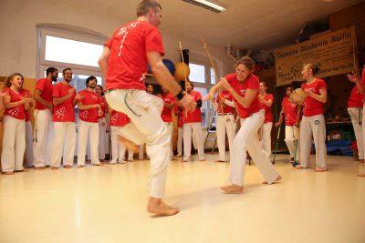 Capoeira Akademie Berlin: 12.AlegriaCombat_Roda