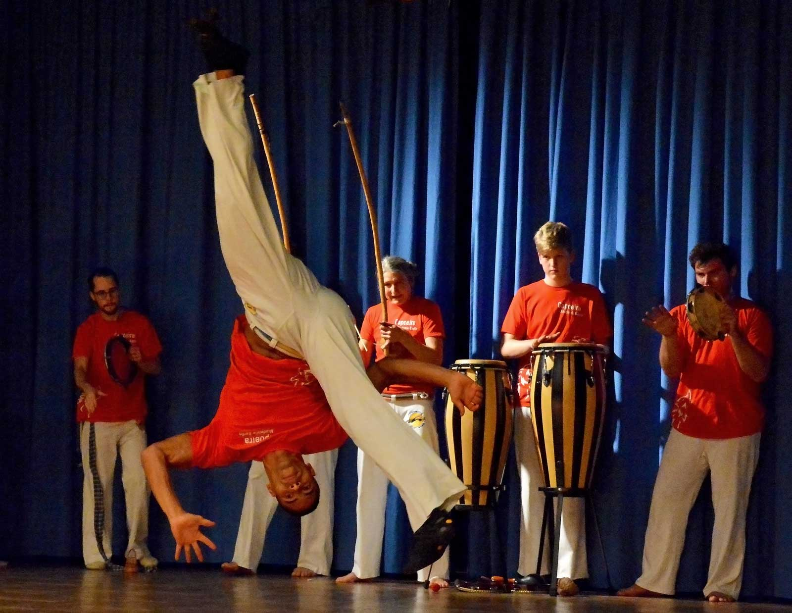 Capoeira Akademie Berlin: Showtime