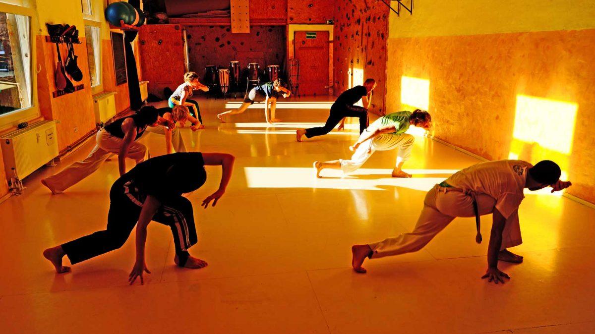 Capoeira Akademie Berlin: Basistraining