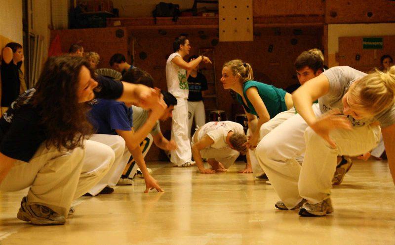 Capoeira Akademie Berlin: Frauentraining