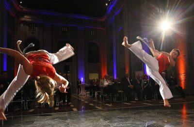 Capoeira Akademie Berlin: Auftritt