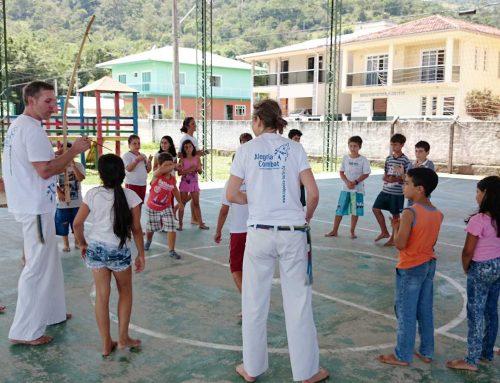 Brasilien Kinderworkshop