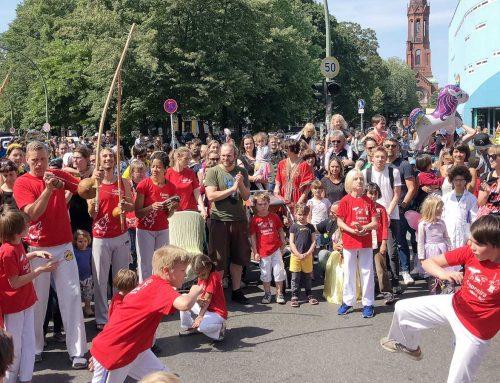 Kinderkarneval Spreewaldbad