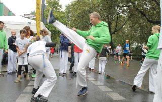Capoeira Akademie Berlin: Marathon