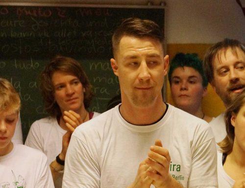 Trainer Pereira