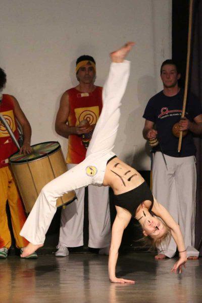 Capoeira Akademie Berlin: Trainerin Isa