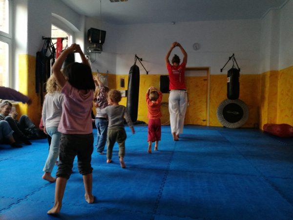 Capoeira_Akademie_Berlin_Minicapoeira