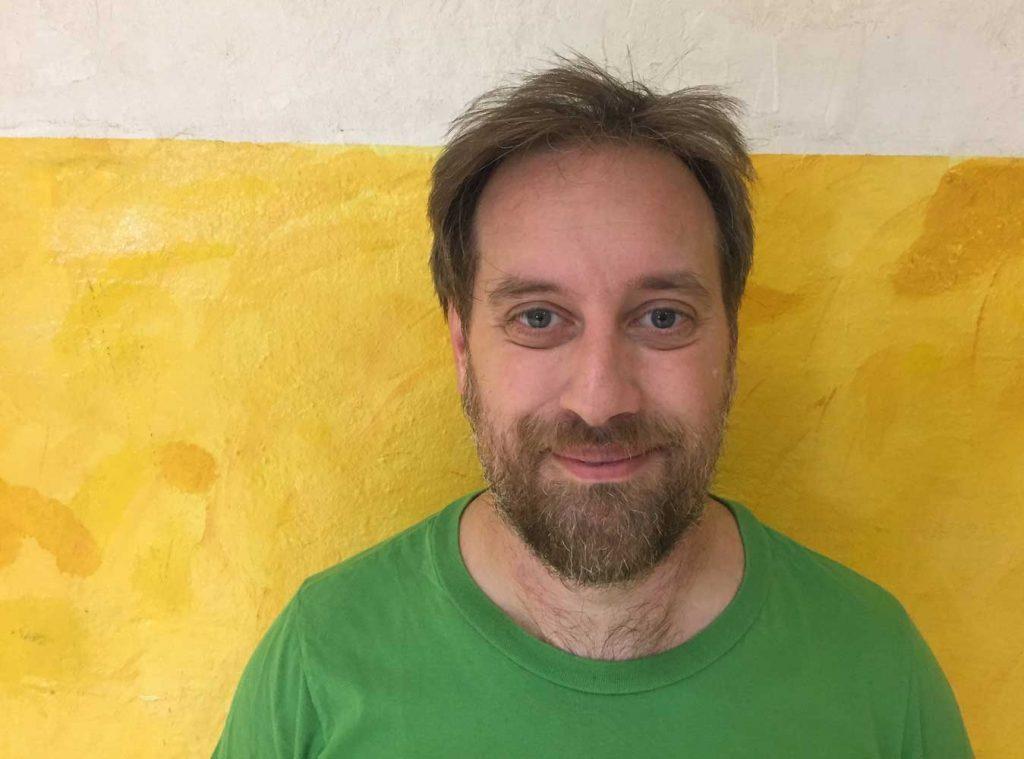 Capoeira Akademie Berlin: Trainer Achim
