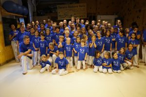 Capoeira_Akademie_Berlin Gruppe